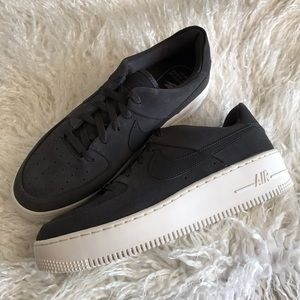 Nike Shoes - NWT Nike Air Force 1 sage